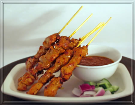 Satay | Thai Cuisines Network